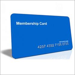 Membership PVC Cards