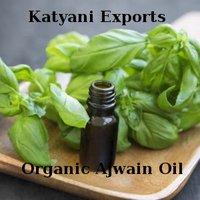 Organic Ajwain Oil