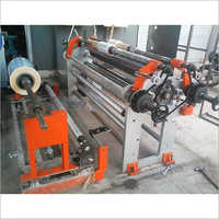 Drum Type Slitting and Rewinding Machine