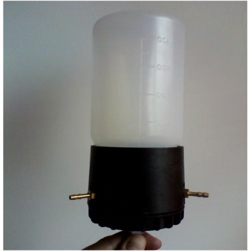 Manual Plastic Oil Can For Vacuum Pump
