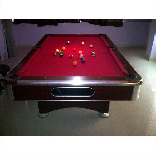 Classic  American Pool Table