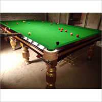 Vintage Snooker Table