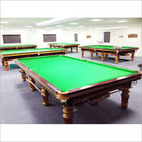 English Billiard Table