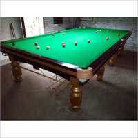 Mini Snooker Table