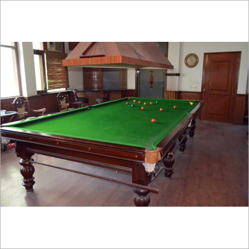 British Billiard Table