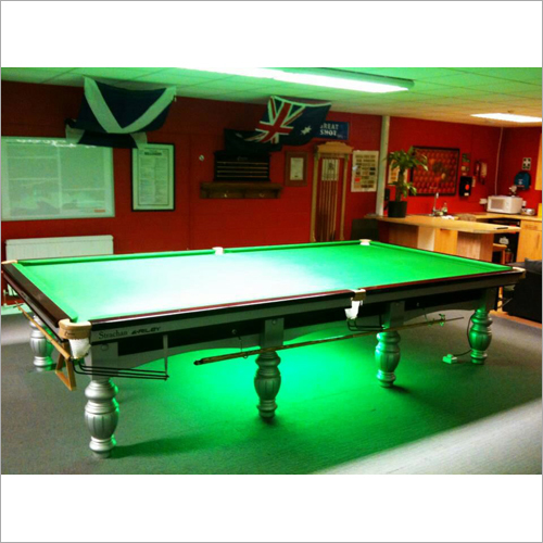 Imported Snooker Table