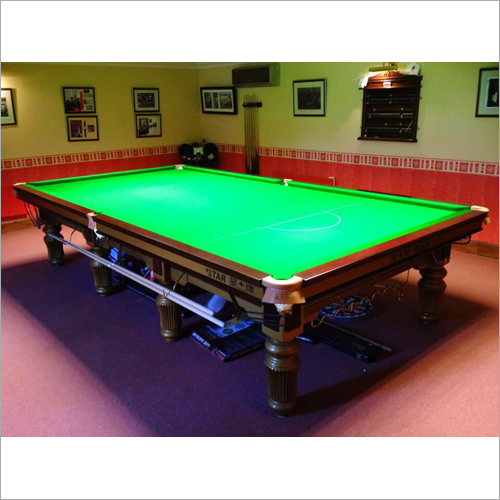 Customized Snooker Table