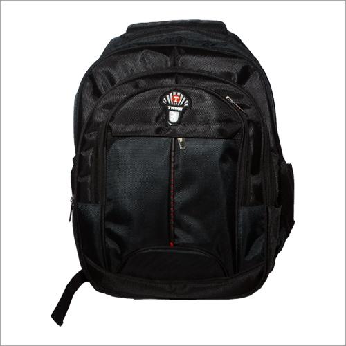 Kids Black School Bag