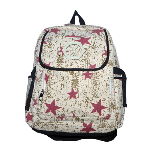 Ladies Printed Backpack