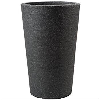 Black Stone Pot