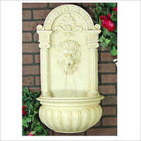 Outdoor Wall Hanging Fountain