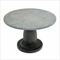 Granite Round Table