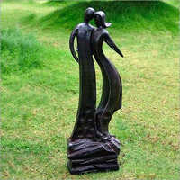 Modern Garden Ornaments Stylish Couple