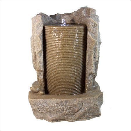Rock Stone Indoor Fountains