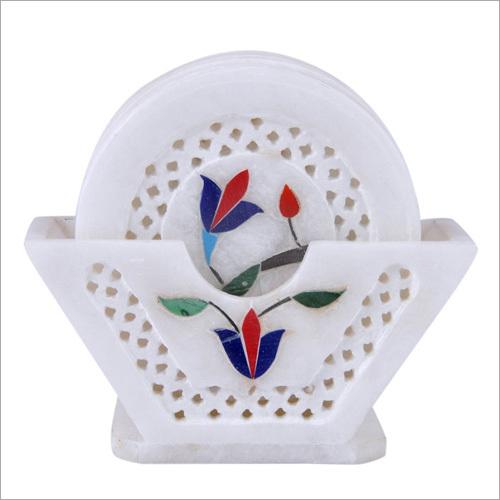 Inlay Tea Coasters
