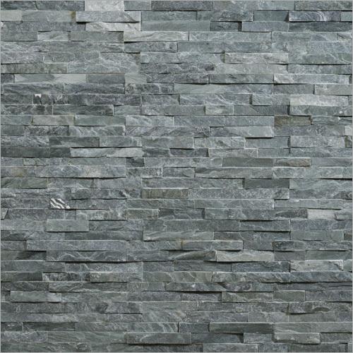 Black Stone Wall Panel