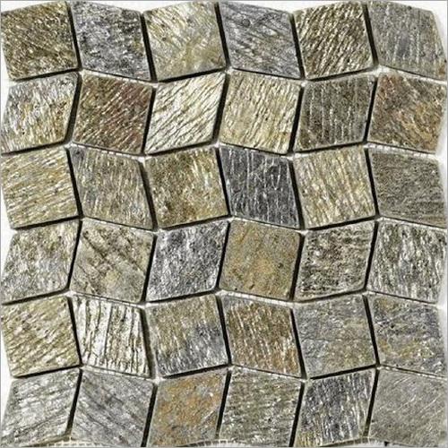 Green Stone Mosaics Tiles