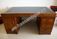 Teakwood Office Table