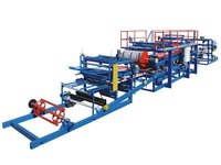 pu polyurethane cold storage refrigeration foam Wall Panel machine