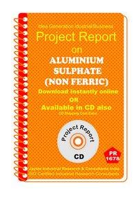Aluminium Sulphate (Non Ferric) manufacturing eBook
