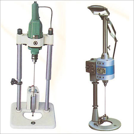 Electric Heating Cloth Drilling Machine