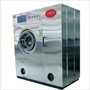 Hydro Carbon Dry Cleaning Machine