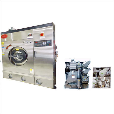 Perculine Dry Cleaning Machine with 99% Recovery Rate