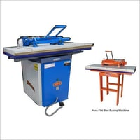 Flatbed Fusing Machine