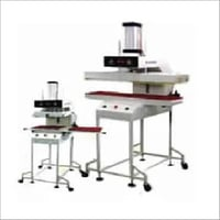 Fully Automatic Air Driven Heat Transfer Press