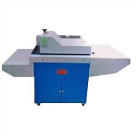 Fusing Machine For Large Width and High Pressure