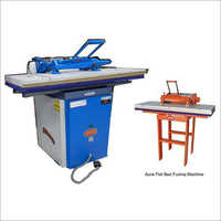 Flatbed Fusing Machine