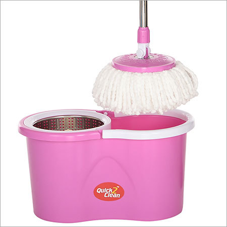 Round Steel Bucket Mop