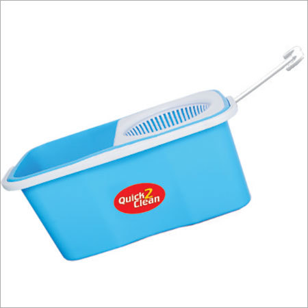 Square Plastic Bucket Mop