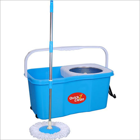 Square Steel Bucket Mop