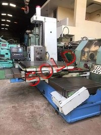 CNC HORIZONTAL BORING MACHINE JUARISTI
