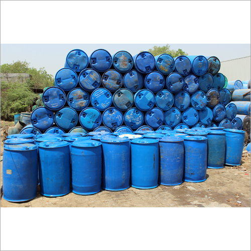 Used 220 Litre Plastic Barrel