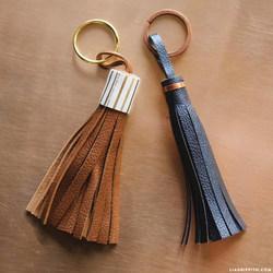 Leather Tassel