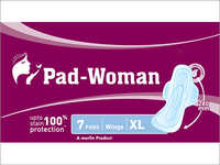 Biodegradable Sanitary Napkins