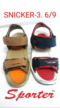 Sporter  Multicolor Boys Fashion Sandals