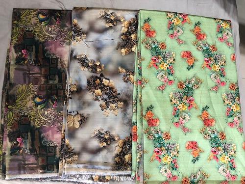 Digital Printed Bamboo Fabrics