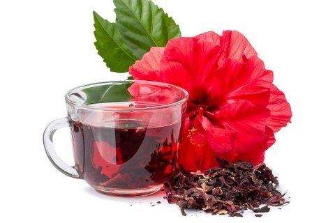 Hibiscus Sabdariffa - Tea Cuts