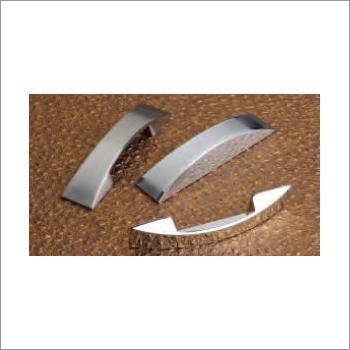 Leaver Zinc Cabinet Handle