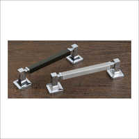 Steel Double Door Fancy Handle