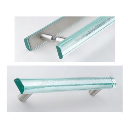 Lotus-Glass Door Handle