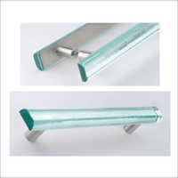 Lotus-Glass Door Handle
