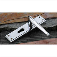Plat Double Door Handle