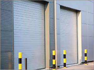 Insulated Rolling Shutters