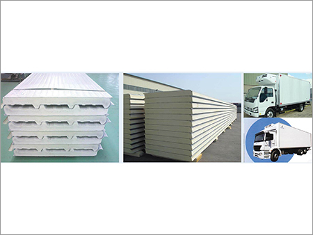 Rockwool Insulated Sandwich Panels