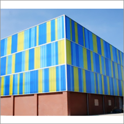Polycarbonate Cladding