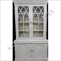 Showcase Wooden Cupboard